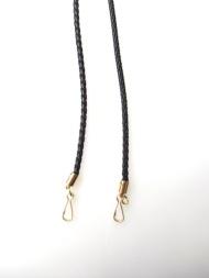 ◎編み紐 長さ:100cm 色:黒